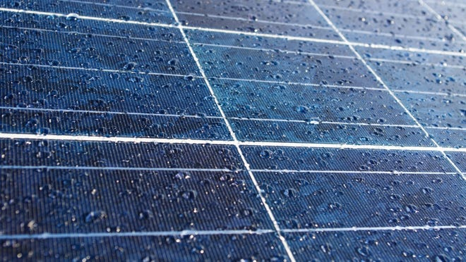 It's too early to say when solar panels will be mounted on school buildings in Virginia's largest school system. But Fairfax's initial embrace of solar energy coincides with growing momentum across the state.