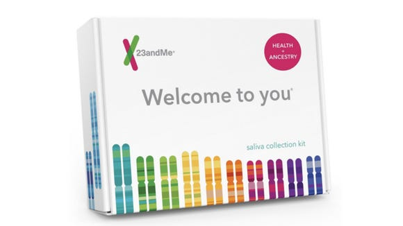 You really can't go wrong with a DNA testing kit.