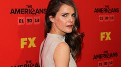 """37. Keri Russell   • Nomination: Best Performance By An Actress In A Television Series - Drama   • Movie or show: """"The Americans""""   • Acting credits: 43   • Wikipedia page views (2 yr.): 4,083,451   ALSO READ: Cities Where People Go Out to Eat All the Time"""
