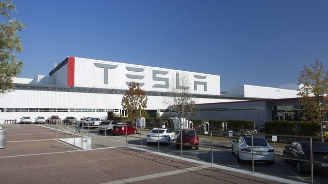 Tesla named two new board members Friday.