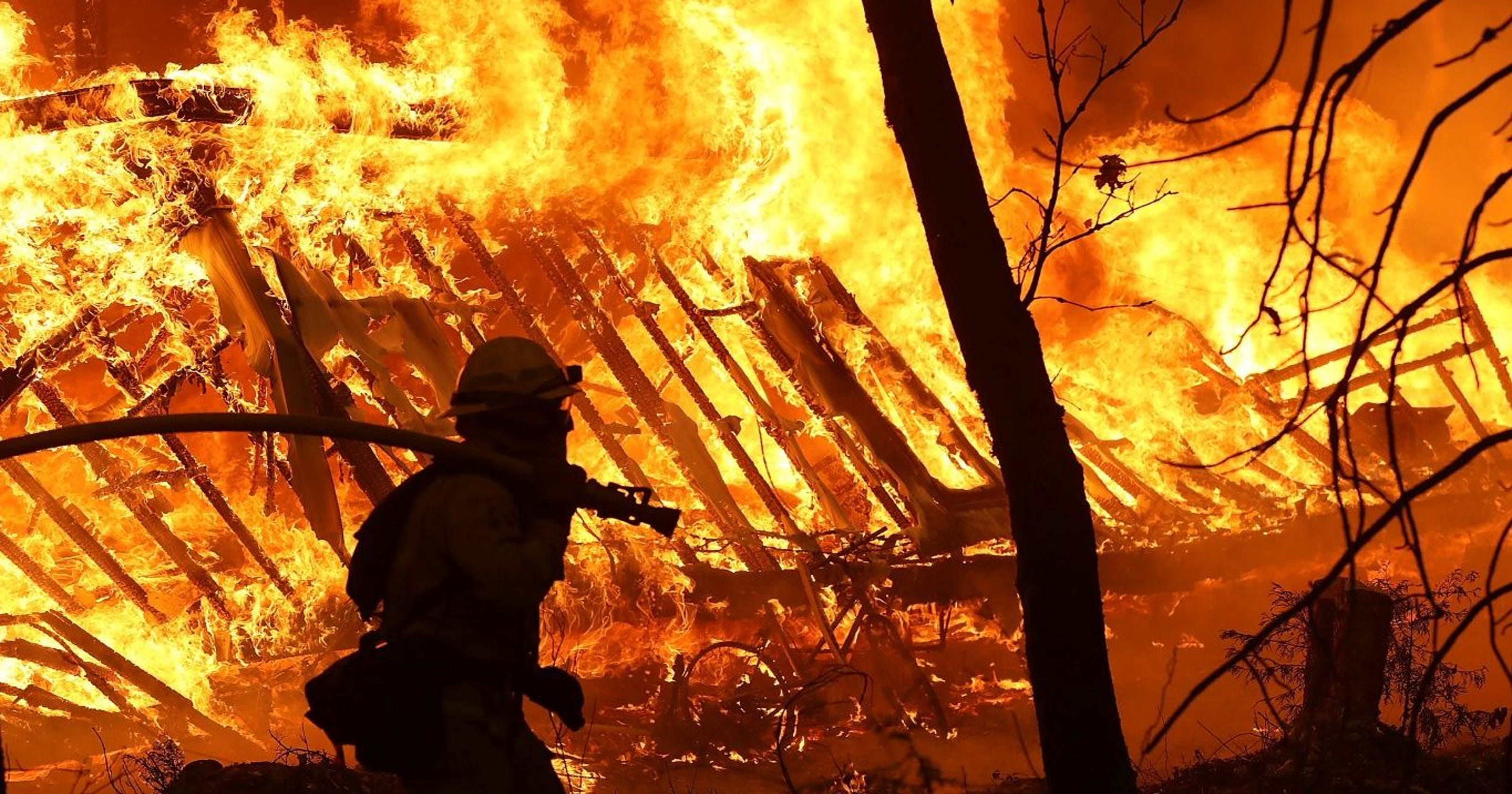 wildfire season could be worse than last year's in california