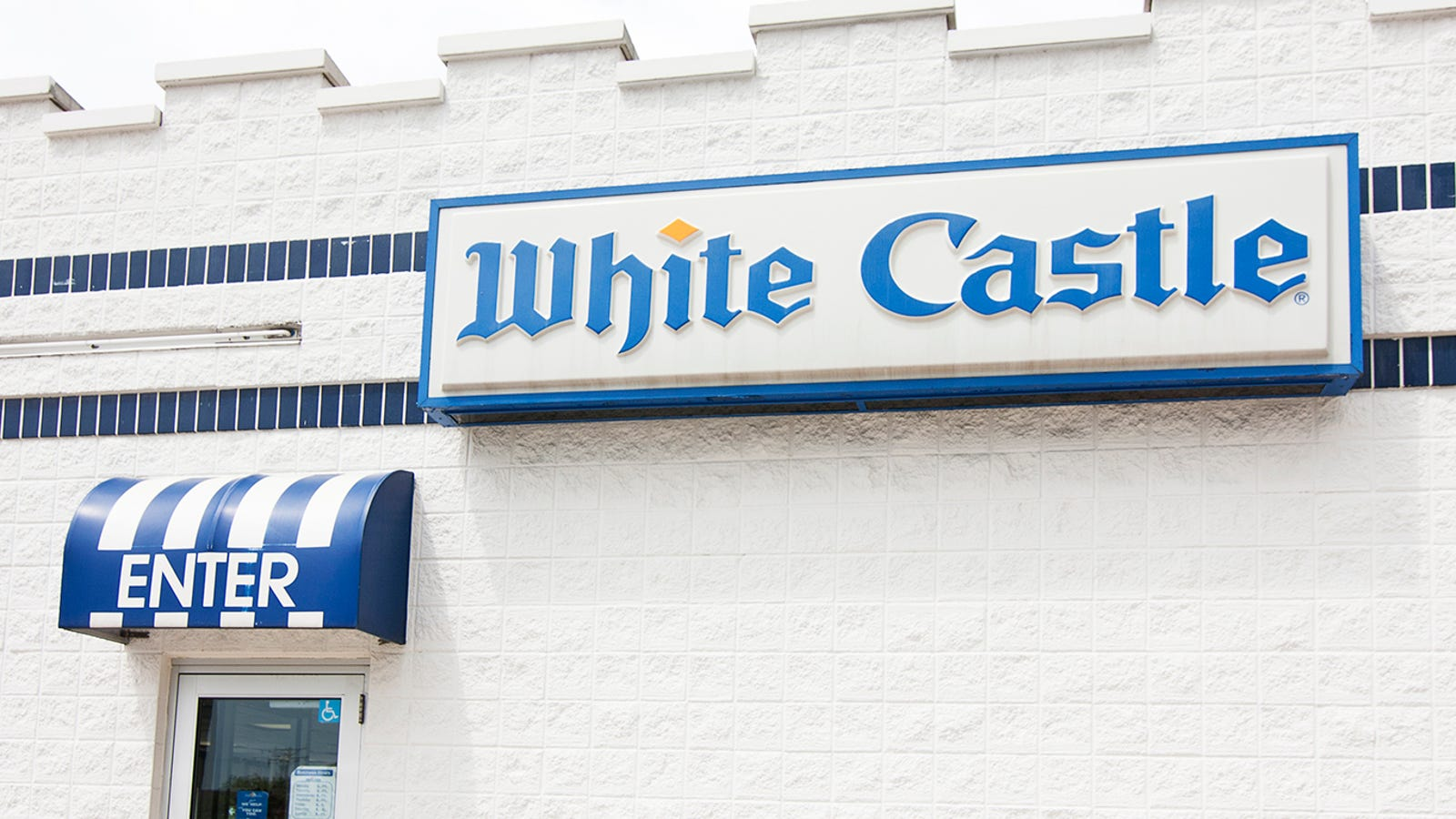 What's more Jersey than a midnight run to White Castle?