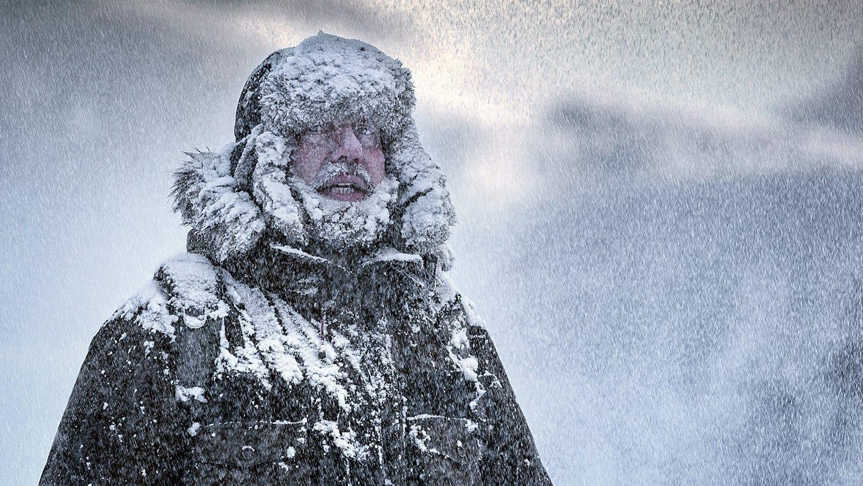 polar vortex 2019  chicago colder than antarctica  alaska  north pole