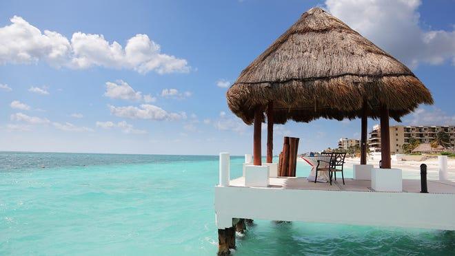 Mexico Resorts In Cancun Playa Del Carmen Tulum Overrun With Algae