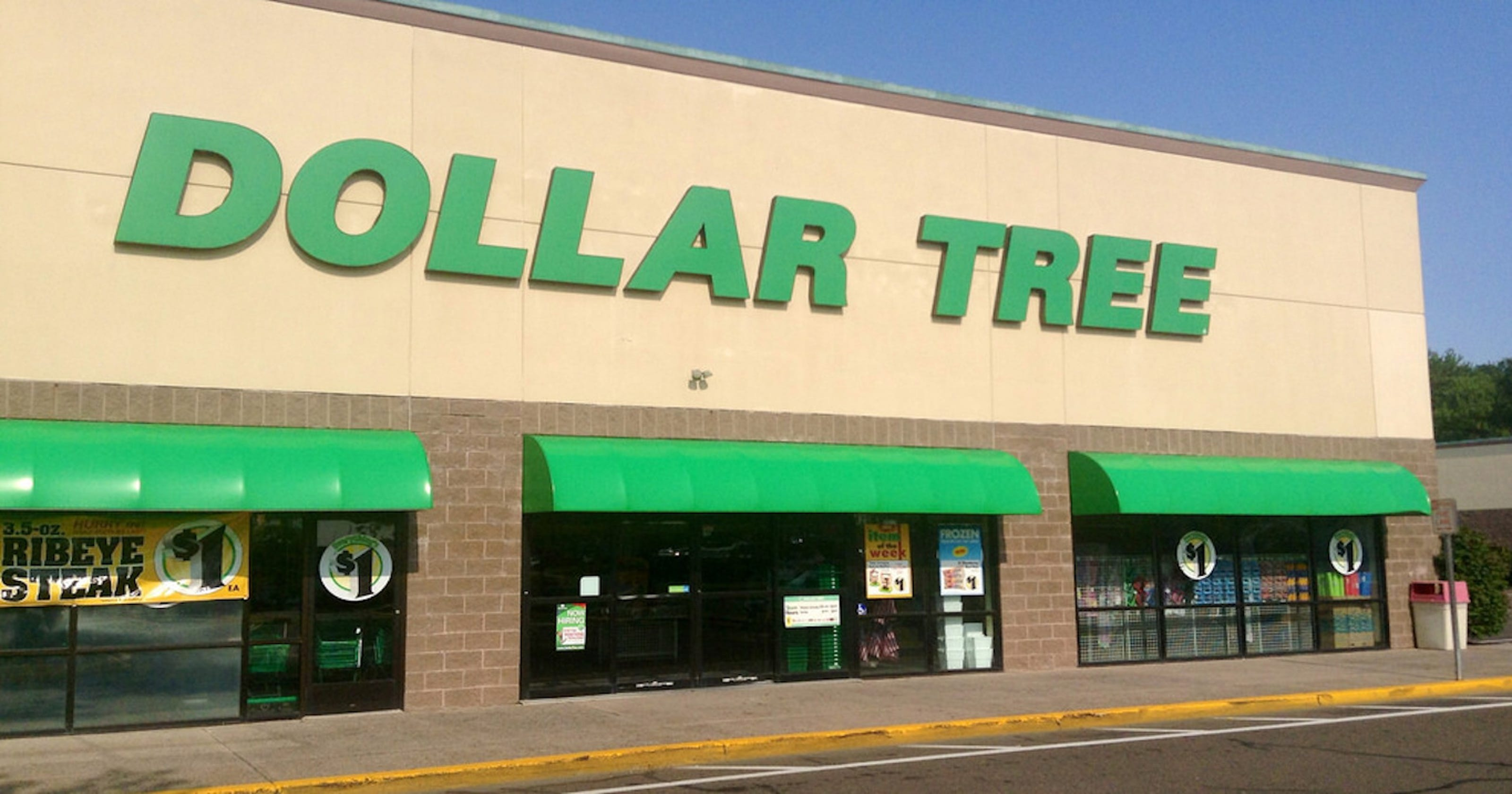Dollar Tree to test charging more, Family Dollar to close