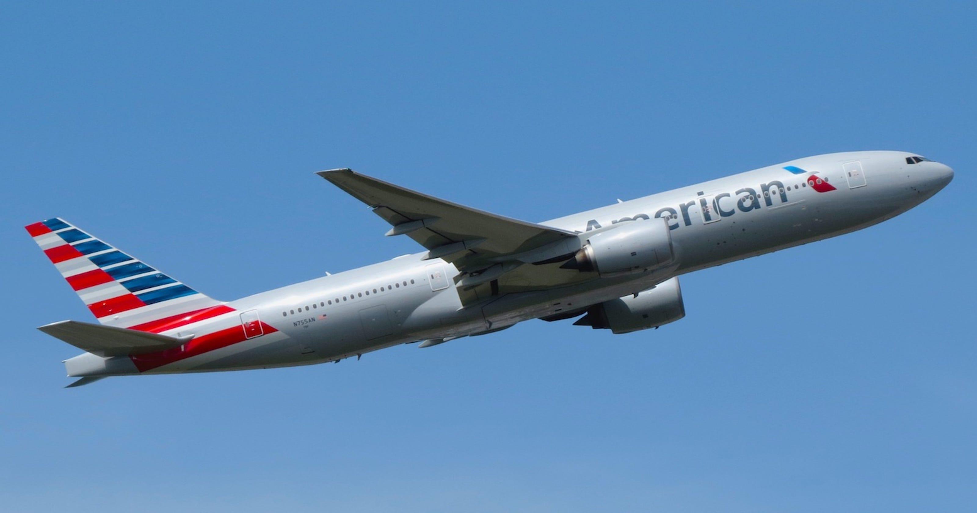 American Airlines halts flights to Venezuela after union warning