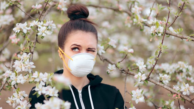 In parts of the Southeast, this year's spring is the earliest in the 39-year record, according to data from the National Phenology Network. This does not bode well for allergy sufferers.