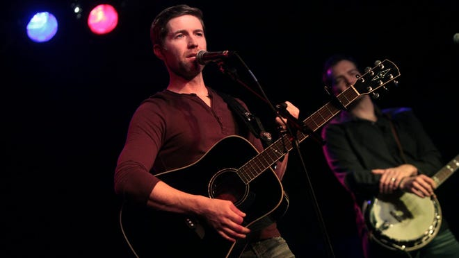 Country music singer Josh Turner is on tour in California. He performed in Camarillo Tuesday night before heading north for more stops. A bus on his tour was involved in a crash Wednesday night outside San Luis Obispo.