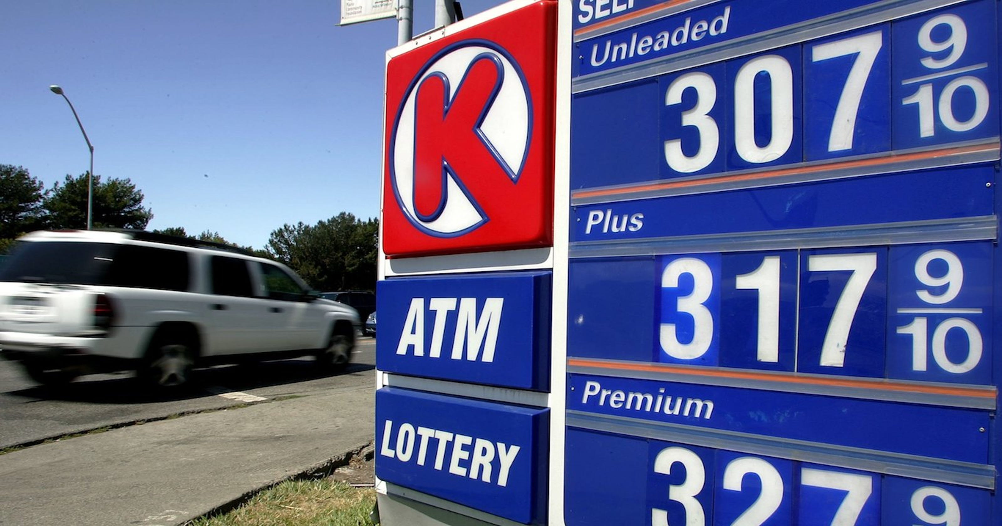Circle K Gas Prices >> Why Are Gas Prices Going Up Pump Costs Rise As Spring Starts
