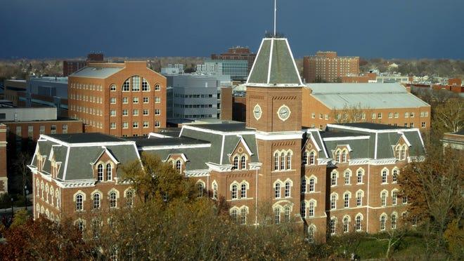Ohio State University's Columbus campus