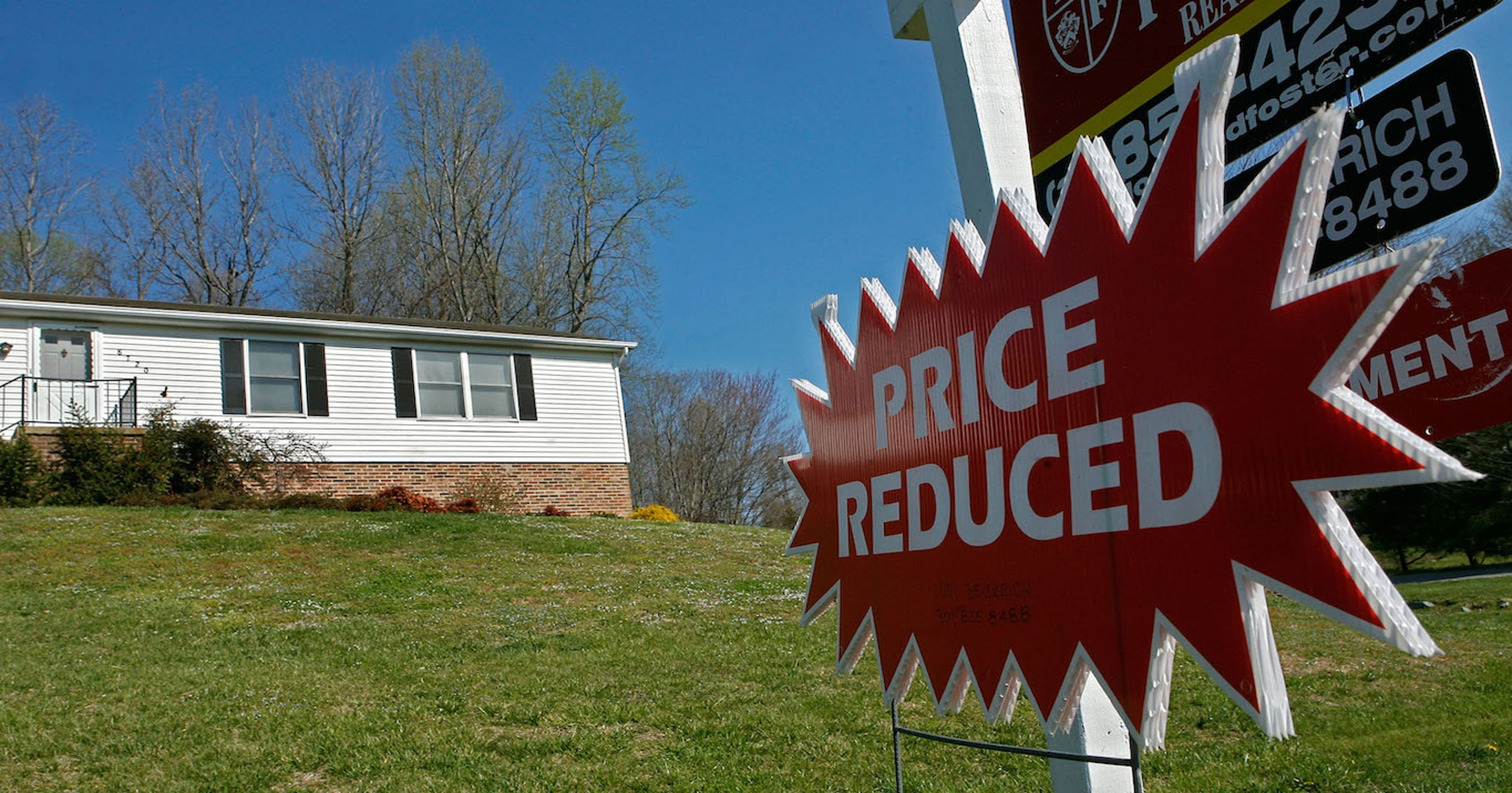 Mortgage rate drop gives home buyers a surprise and a boost