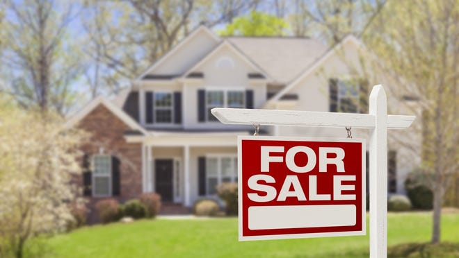 Home prices continued to rise slowly in February. Lower mortgage interest rates are expected to help boost home buying as the spring season kicks off.