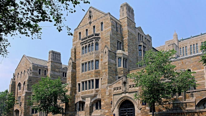 """I state again in the strongest possible terms that sexual misconduct and sexual assault have no place in this university,"" Yale's president, Peter Salovey, said in a statement."