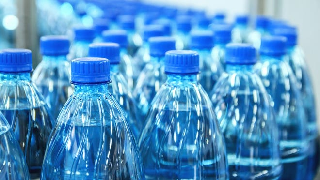 9. Kick the bottled water habit   Americans consumed 13.7 billion gallons of bottled water in 2017, beating carbonated drinks for a second year in a row. Though America's tap drinking water supplies are generally clean and have to meet EPA standards for potability, it's the convenience of bottled water that makes it so popular. And consumption continues to grow as consumers move away from sugary drinks in pursuit of better health and still use bottled water to the detriment of environmental health.   According to researchers from the Pacific Institute in Oakland, California, energy required to produce, transport, and chill bottled water requires up to  2,000 times the energy required to produce tap water. In addition, plastic bottles can take 450 years or more to decompose. So, yes, drink plenty of water for good health, but use a reusable water bottle or simply a glass as you pour water from your tap.