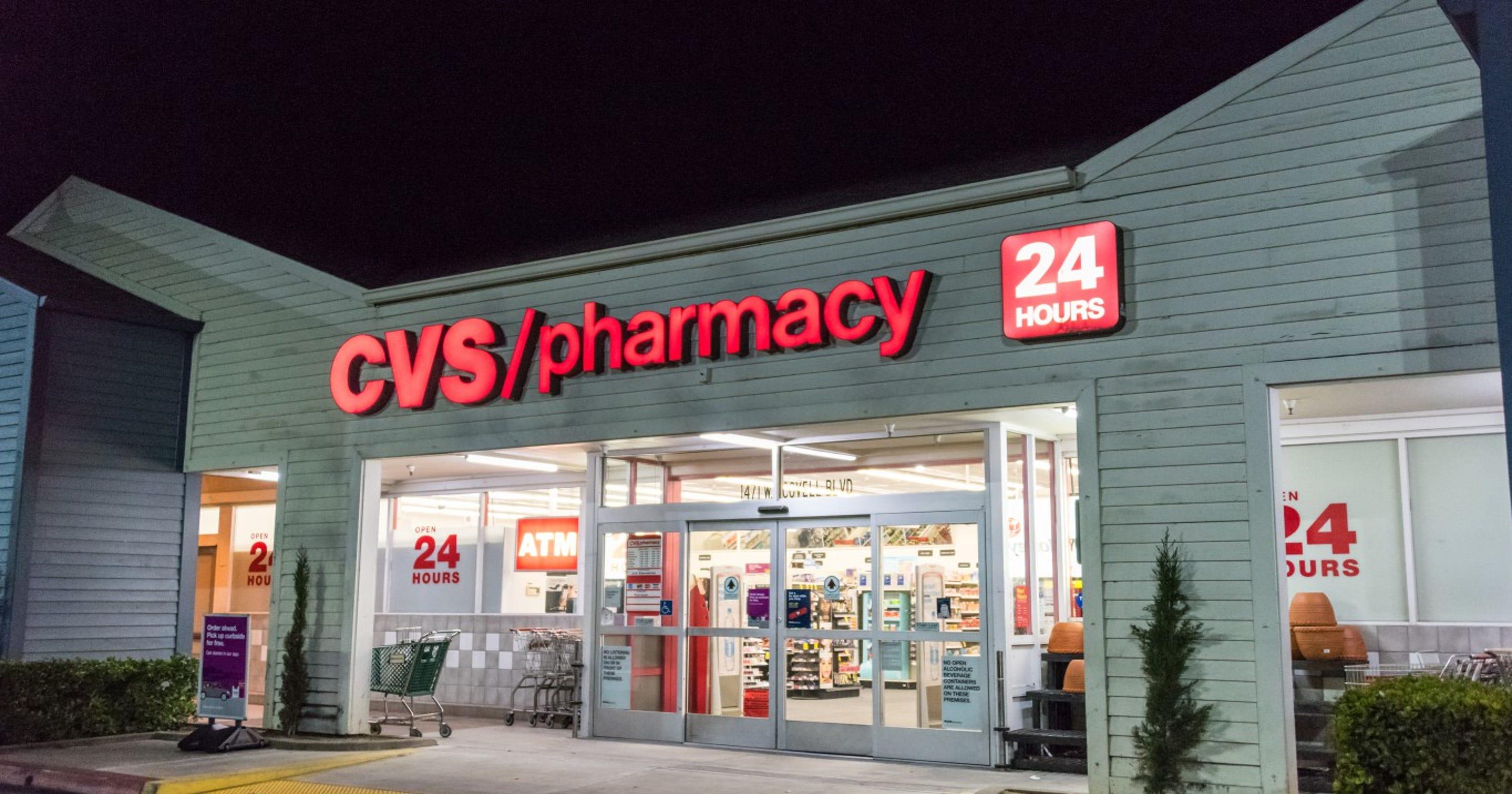 CVS closing 46 'underperforming' stores around the U S