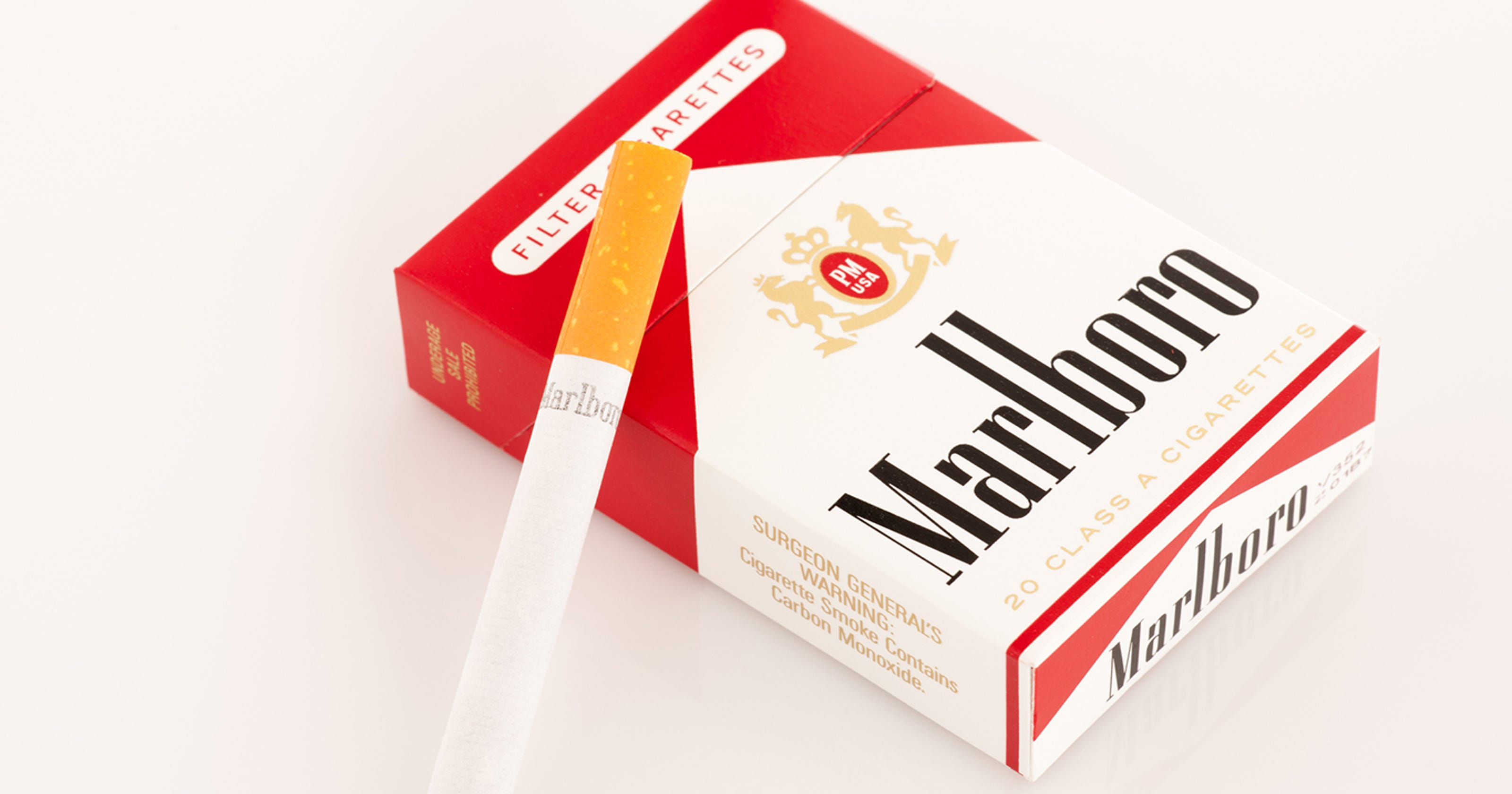 Cigarettes, foods make the 42 most outrageous product claims