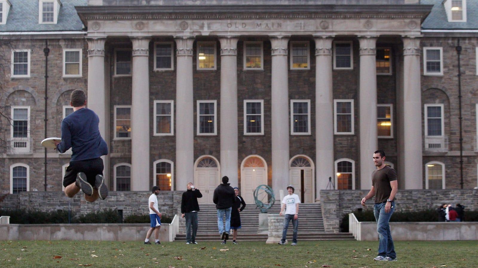 Pennsylvania ranks highest for student loan debt