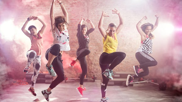 Move with Colour dance classes get your heart pumping, feet moving, and put a smile on your face.