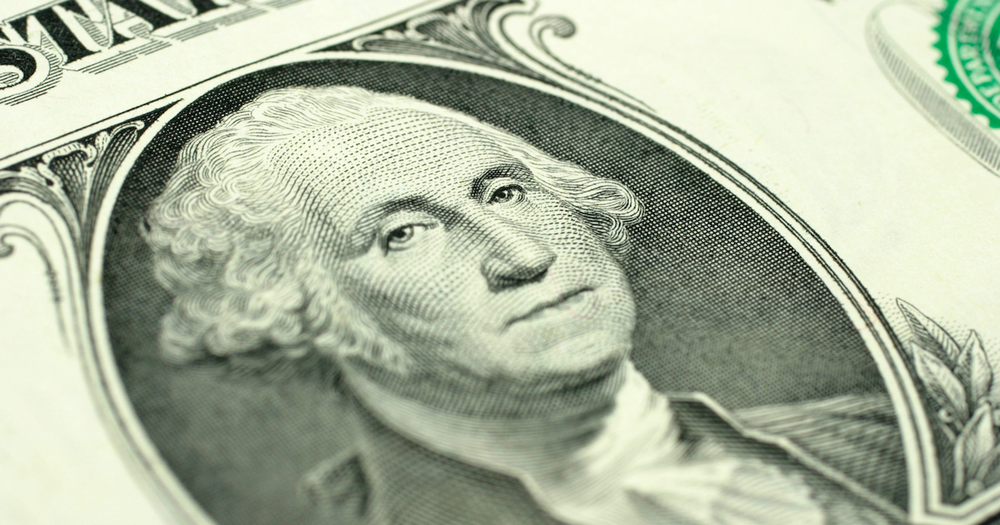 US dollar: Here's how much $1 is worth in every state