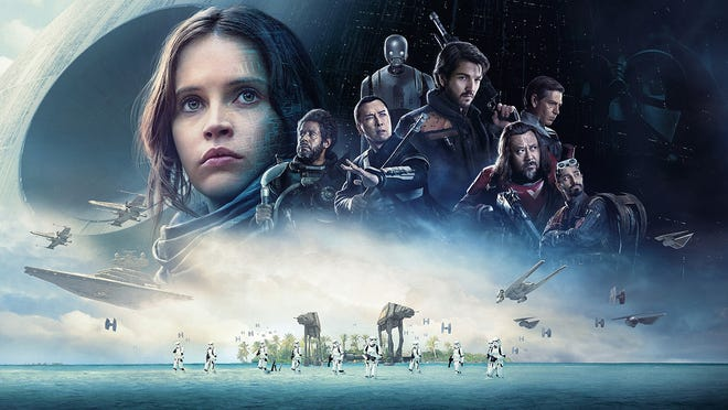 Rogue One: A Star Wars Story is available to stream on Disney+