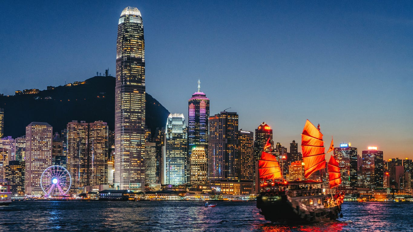Qatar, China, Singapore: Top 25 richest countries in the world