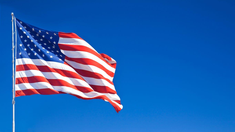 "red white blue stars and stripes Americana Flag 18/"" Barn Star"