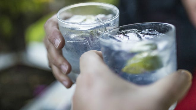 We all presumably want to do what's best for the environment. Who knew drinking gin could do that?