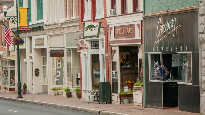 Staunton was named the best city to live in Virginia and No. 31 in the US, according to a report from 24/7 Wall St.