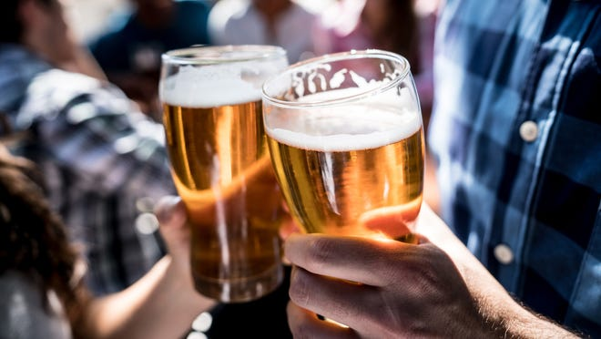 According to a recent Gallup poll , some 63% of American adults drink alcohol -- and the favored beverage among them is beer.