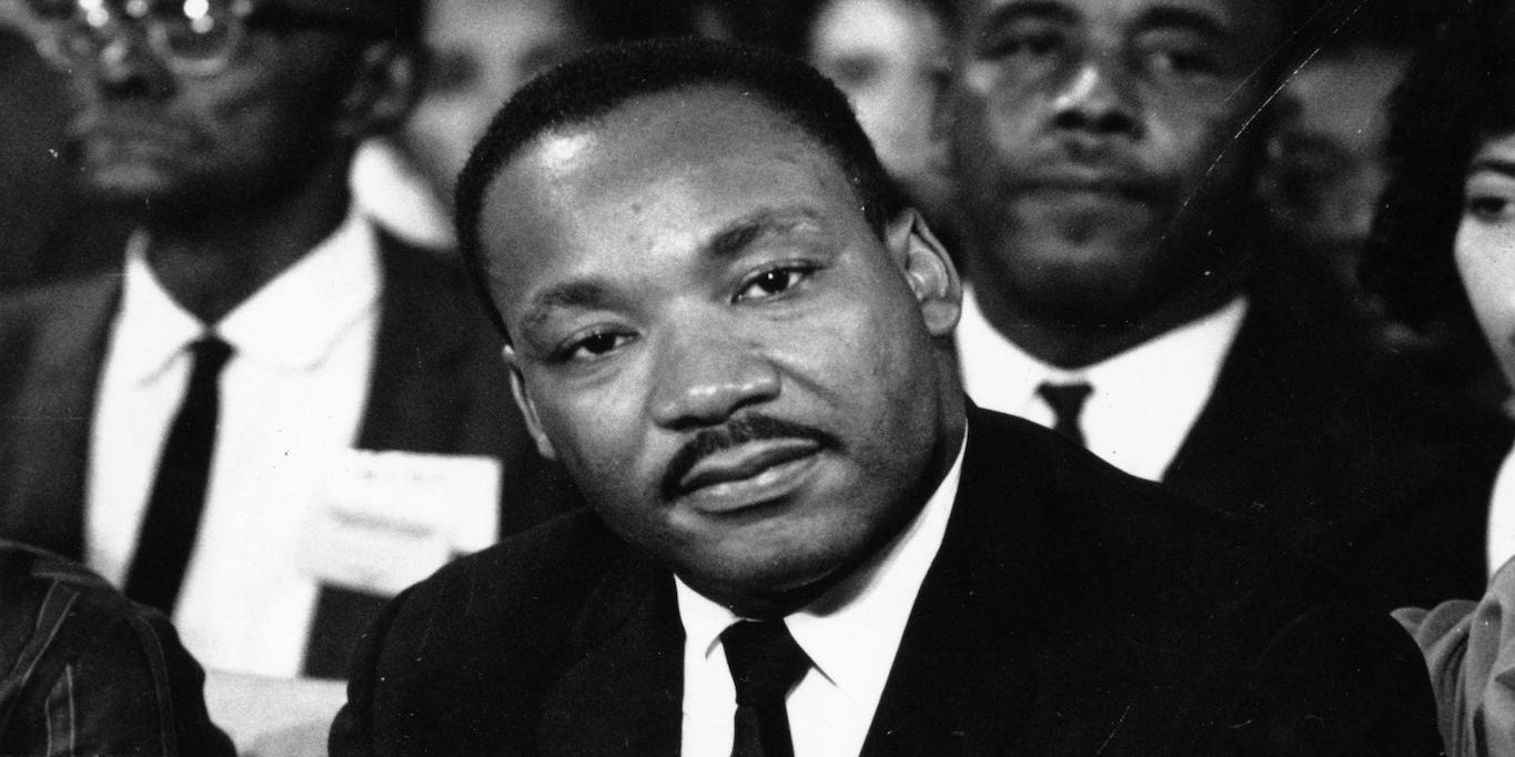 Mlk Day How Martin Luther King Jr Day Became A Federal Holiday