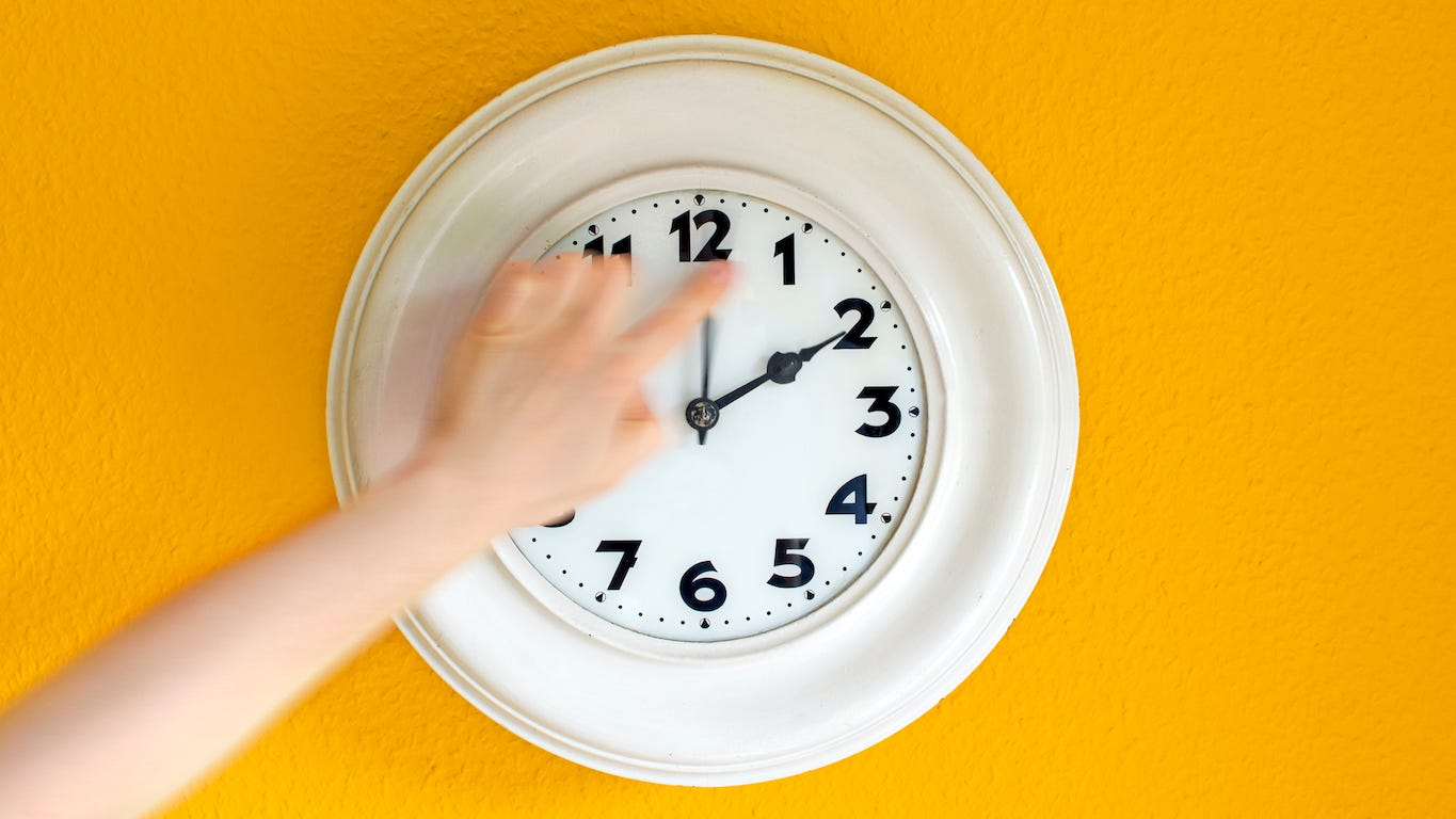 Daylight Savings Time 2019 What States Want To Make Dst Permanent