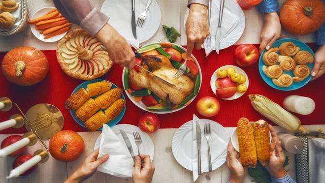 A local group is offering free Thanksgiving meals Thursday.