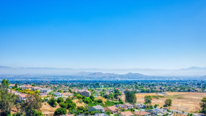 1. Riverside-San Bernardino-Ontario, Calif.