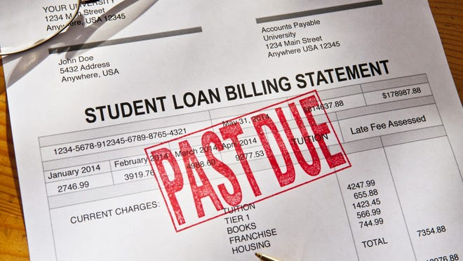 Student loan debt reached an all-time high of $1.4 trillion in the first quarter of 2019, according to Experian, a credit reporting company. This is an increase of 116% in 10 years.
