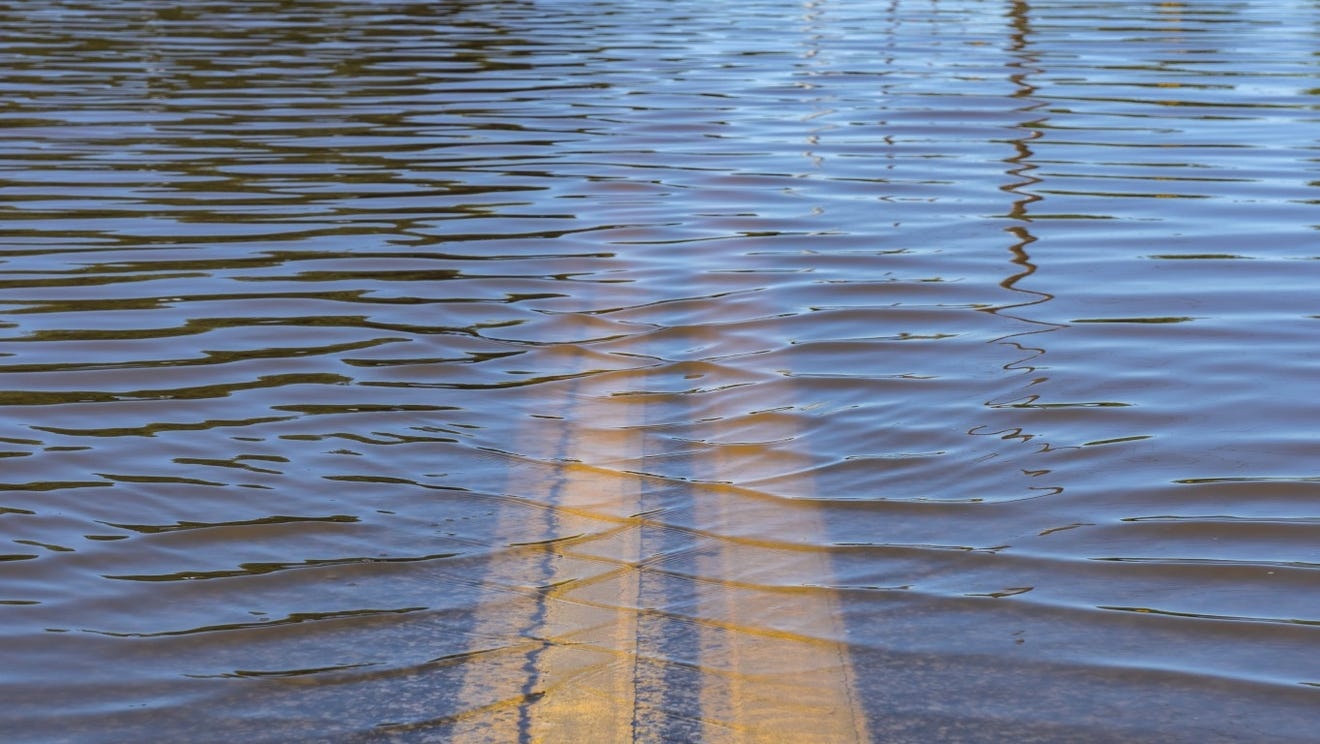 Sea level rise accelerating along coast