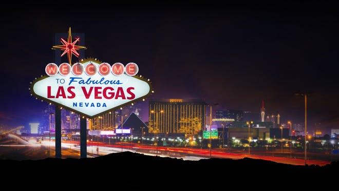 Las Vegas has a new slogan.