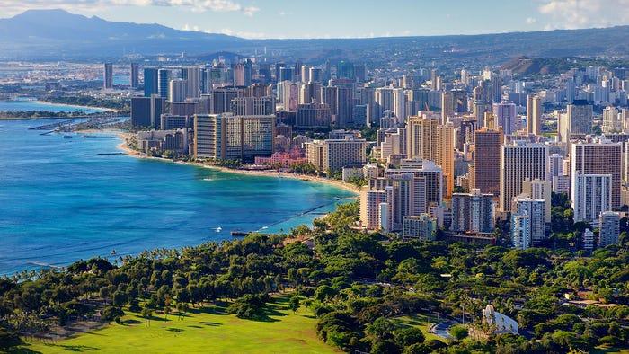 Hawaii will let visitors skip quarantine if they present a negative COVID-19 test