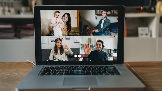 FaceTime and Zoom are great ways to help people feel connected during a time where many are isolated because of COVID-19.