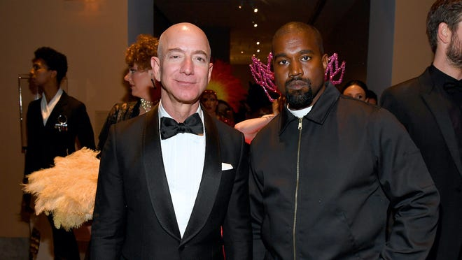 Jeff Bezos Is The Richest American Here S The Wealthiest By State