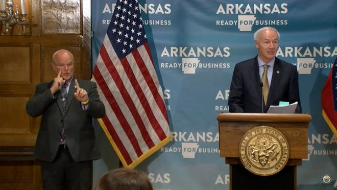 Gov. Asa Hutchinson praised the cities who had adopted the ordinance while continuing to encourage Arkansans to wear masks and socially distance.