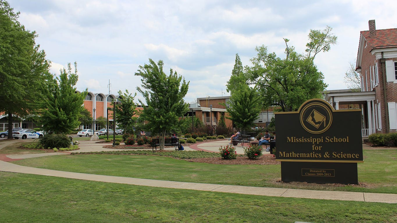Mississippi School for Math & Science