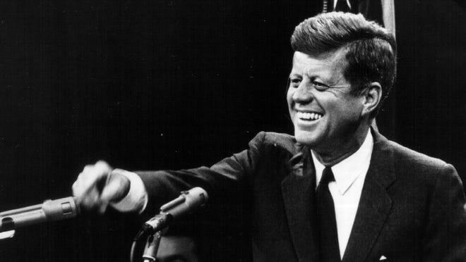 John Fitzgerald Kennedy.