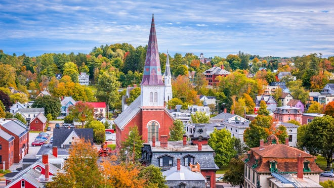 48. Vermont     • Roadway in poor condition:  22.9% (21st highest)     • Structurally deficient bridges:  2.4% of bridges (5th lowest)     • Locomotive derailments from 2015-2019:  10 (1.7 per 100 miles of track -- 5th fewest out of 49 states)     • State highway spending per licensed driver:  $804 (12th highest) Like most states in the Northeast, Vermont has a higher than average share of roadway in poor condition. States with longer and harsher winters tend to have greater wear and tear on their roads, as water seeps into cracks in the asphalt and expands as it freezes, weakening the integrity of the surface. In Vermont, 22.9% of roadway is in poor condition compared to 21.8% of roadway nationwide.  Still, bridges in Vermont are more likely to be structurally sound than in all but four other states. Additionally, railways in the state appear to be in better than average condition as train derailments are far less common than average in Vermont. Broken rails are the leading cause of derailment.    ALSO READ: The Plan for Reopening Schools in Vermont This Fall