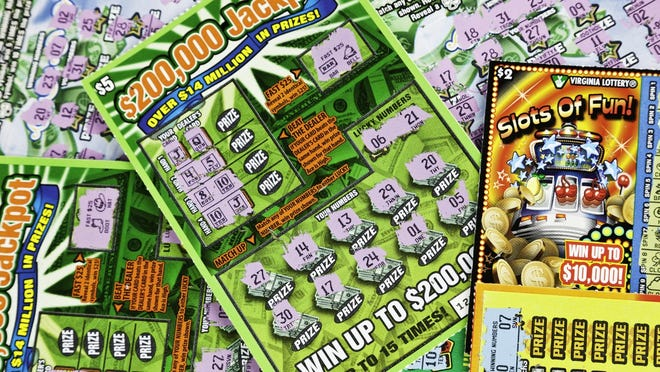 Though the odds of winning the jackpot are astronomically low, Americans still spend billions of dollars on the lottery each year in the hopes of striking it rich. Across the 44 states that have some kind of lottery available, Americans bought $81.6 billion worth in lottery tickets in 2019. These states doled out $52.7 billion in winnings, with the difference covering the costs of administering the lottery and going to pay for schools and other state programs.   On average, an American adult spent about $320 on lottery tickets in 2019. But this figure varies widely across the country. In five states, the typical adult spent less than $100 per year on lottery tickets, while in five other states, lottery spending per adult exceeds $500. Lottery spending per adult nearly hits $1,000 in one state.    To determine how much the average person spends on the lottery, 24/7 Wall St. used data from the U.S. Census Bureau's 2019 Annual Survey of State Government Finances Tables.    The states whose residents spend the most on the lottery per person tend to be wealthy. Seven of the eight states with the highest lottery spending per adult resident have a median annual household income of more than $70,000. The U.S. median household income is $65,712. Conversely, the seven states with the lowest lottery spending per adult have lower median household incomes than the U.S. as a whole.    These are America's richest and poorest states.     Though very few lottery players actually win significant money, and many contest that lotteries do far more harm than good, the proceeds of the game are intended to benefit the residents of the states where it is played. Each state divides the profits from the lottery differently, using them to f   und schools, parks, veterans prog   rams, and more. This money can be important as many states face significant funding challenges.    This is every state's pension crisis, ranked.