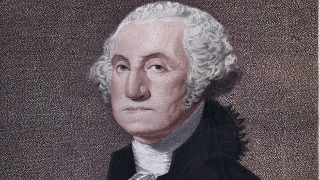 President George Washington's birthday was on Feb. 22, 1732 and his birthday was celebrated on that day until Congress passed an act in 1971.