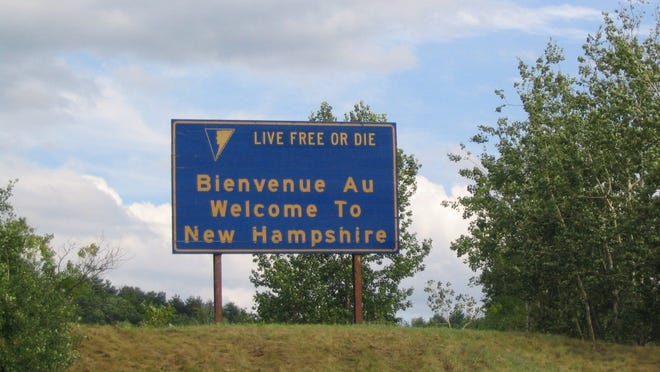 A brawl is brewing between New Hampshire and Massachusetts over remote workers. Massachusetts has insisted that New Hampshire residents who normally commuted into the Bay State but who are working remotely during the pandemic must still pay Massachusetts income taxes.