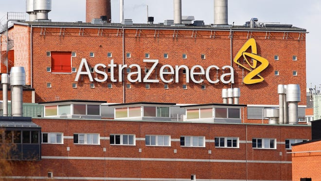 Pharmaceutical giant AstraZeneca, is a British company with its U.S. headquarters in Wilmington, Delaware.