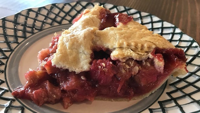 Pie could be just the last course for Mother's Day.