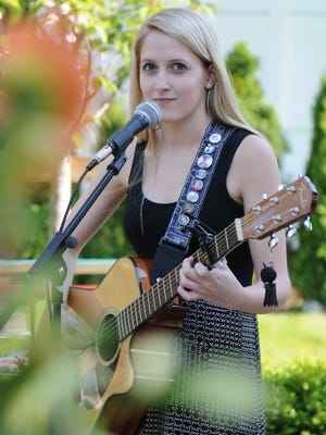 """""""With music, you have to love it!"""" says singer-songwriter Katelynn Corll, 17, of Rochester. """"You can't go into it with a goal to be famous or as a way to become rich or even think you'll make money."""""""