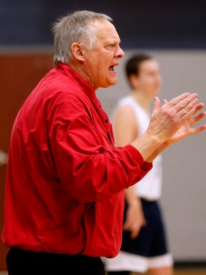 Providence Christian Academy boys basketball coach David Farrar was the head coach for the MTSU men's program from 1991-96.
